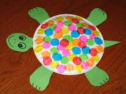 Arts And Crafts For Kids Using Paper Plates Best Plate Ideas On Within Art Craft Artificial