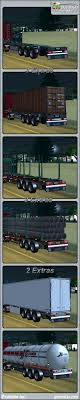 GTA San Andreas EMzone - Trailer Pack Mod - GTAinside.com We Cant Stop Watching These Incredible Gta V Semitruck Tricks Hauler Wiki Fandom Powered By Wikia Dewa Silage Trailer Modailt Farming Simulatoreuro Truck 2012 Kenworth T440 Box Flatbed Template 22 For 5 Yo Dawg I Heard You Like To Tow Stuff Gaming Mobile Operations Center Discussion Online Nerds Euro Simulator 2 Receives New Heavy Cargo Dlc Today You Can Drive The Tesla Semi And Roadster Ii In Grand Theft Auto Car Trailer Gameplay Hd Youtube Pc Mods Mod Awesome Dump Trucks Where Are The In Gta City Forklift Driving School A Toronto