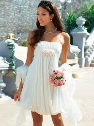 elegant beautiful short beach wedding dresses with beach wedding