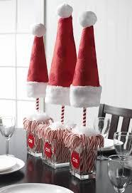 lovely decoration de table pour noel a faire soi meme 1
