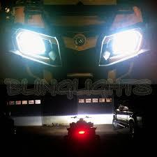 can am outlander renegate atv xenon hid light conversion kit