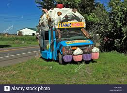Snack Truck Long Island New York Stock Photo: 49961959 - Alamy
