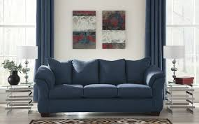 Hodan Sofa Chaise Dimensions by Darcy Blue Sofa From Ashley Coleman Furniture