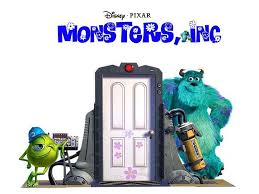 Slow poke Movie Review Monsters Inc an All Time Favourite