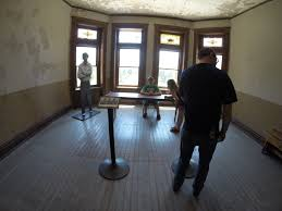 Mansfield Prison Tours Halloween 2015 shawshanked at the ohio state reformatory u2013 cu on the road