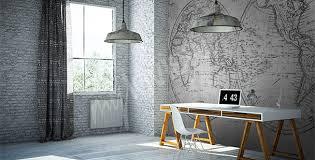 les de bureau anciennes papiers peints bureau mur aux dimensions myloview fr