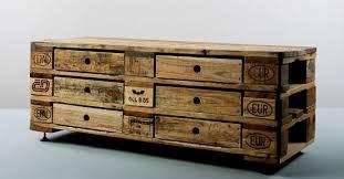 canapé en palette de bois canapé chaise banc un meuble en palette pour tous cuboak