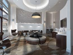 Monrovia Clubroom Leasing Office CA Clubhouse Interior Design