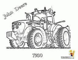 Dessins Gratuits À Colorier Coloriage Tracteur À Imprimer 70 25