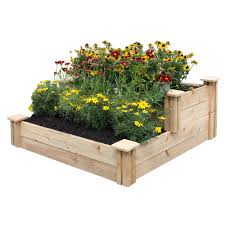 16 greenes fence raised beds deck london garden blog