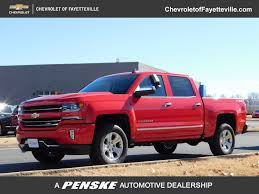 2018 New Chevrolet Silverado 1500 TRUCK 1500 CREW CAB 4WD 143 At ...