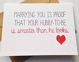 Funny Marriage Card Messages