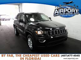 Jeep Grand Cherokee For Sale In Orlando, FL 32803 - Autotrader
