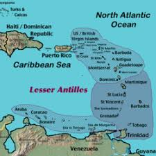The Islands Of Lesser Antilles