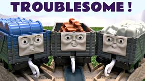 100 Trackmaster Troublesome Trucks Thomas The Train For Thomas The Tank