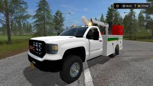 100 Service Truck 2016 CHEVY SILVERADO 3500HD SERVICE TRUCK FS17 Farming Simulator