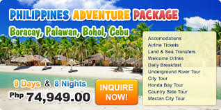 9 Days 8 Nights Philippines Vacation Package Packages Banner