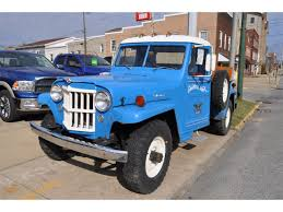 100 1950 Willys Truck Jeep For Sale ClassicCarscom CC968389