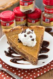 Bake Pumpkin For Pies by Mom U0027s Chocolate Chip Pumpkin Pie Crazy For Crust