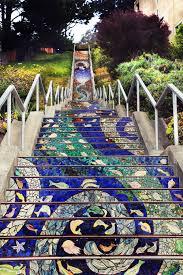 16th avenue tiled steps address inspirational on steps