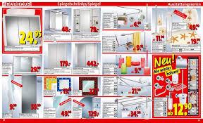 bauhaus spiegelschränke spiegel und ausstattungsserien 2006