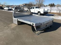 Knapheide Aluminum PGNB Flatbeds - Dickinson Truck Equipment