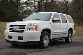 GMC Yukon Hybrid Photos, Informations, Articles - BestCarMag.com General Motors Ev1 Wikipedia Ponderay All 2018 Gmc Vehicles For Sale Alternative System Enters Pickup Market 2009 Sierra Hybrid What Cars Suvs And Trucks Last 2000 Miles Or Longer Money 2019 1500 Diesel Caught Underneath Two Diesel Engines Chevrolet Silverado 4wd Crew Cab 143 5 1hy Gmc Truck Price In Usa Interesting 2012 Denali Reinvents The Bed Video Roadshow 2011 12 T Crew Cab 4x4 Hybrid