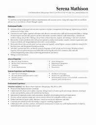 Project Manager Resume Objective Examples Objectives For Management From Property Image Source Sevte