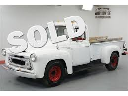100 1957 International Truck S120 For Sale ClassicCarscom CC1168072