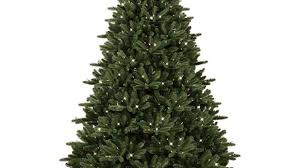 Unlit Artificial Christmas Trees Walmart by Beautiful Artificial Trees Southern Living