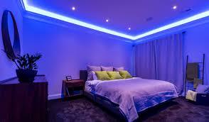 lichtsteuerung beleuchtung mit iq loxone zimmer ideen