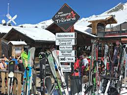 les chalets du thorens ski where to eat in val thorens actually mummy