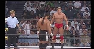 Halloween Havoc 1995 by The Wrestling Section Worst In The World Alex Wright Vs Steve