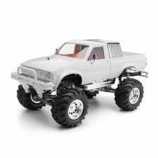 100 Rc Pickup Truck HG P407A 110 24G 4WD RC Car 4X4 KIT Version No