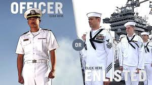 ficer or Enlisted