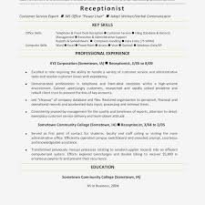 Student Resume For College Application Examples Graduate School