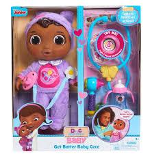 Disney Jr Bathroom Sets by Disney Junior Doc Mcstuffins Get Better Baby Cece Set Toys