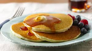 Pumpkin Pancakes With Gluten Free Bisquick by Gluten Free Pancakes Recipe Bettycrocker Com