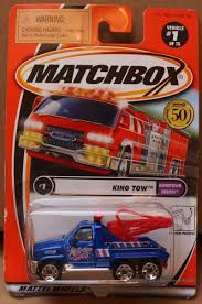 100 Matchbox Tow Truck 2002 1 King Wrecker Model Toy Free