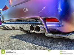 Close Up Of A Dual Exhaust Pipe And Purple Metallic Finish Stock ... Dual Exhaust Systems For Chevy Trucks New 2015 Chevrolet 1500 Z 71 Ss True Exhaust Installed Nissan Titan Forum H2 32006 Catback Part 140037 Truck Kits Discount Parts Online Magnaflow Mustang 15717 9904 V6 Free Shipping New Dual W Couts Dodge Ram Srt10 Viper Gibson Performance Tahoe Gmc Yukon Overlay 3 Carlisle Buick Rocky Ridge Videos Mbrp Inside Dodge Ram Forum Myriad Custom Stainless Steel System Repair 45 Unique Rochestertaxius
