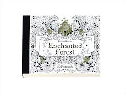 Find This Pin And More On Coloring Books By Becande Amazon Enchanted Forest