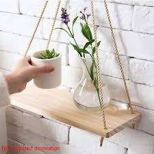holz pflanzenaufhänger für den innenbereich zum aufhängen
