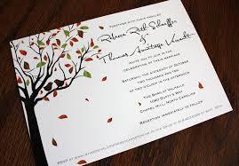 Full Size Of Templatesfall Themed Pocket Wedding Invitations Plus Free Fall Invitation
