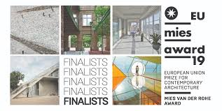 100 Van Der Architects 5 Finalists Announced For The EU Prize For Contemporary