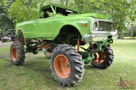 100 Mud Truck Pictures 1969 4 X 4 CHEVY MONSTER RACING MUD TRUCK