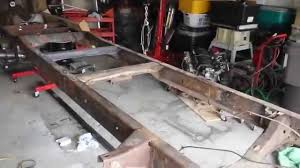 1955 Chevy Truck Frame Rotisserie - YouTube 1955 Chevy Truck By Double Z Hot Rods 56 Long Bed Build Thread Trifivecom 1956 Chevy 4719551 Suburban Panel Bolton S10 Frame Swap 195559 Chassis Roadster Shop Separating The Cab From Frame55 Truck Youtube 471955 Heidts Cure Those Suspension Woes With Tci Eeerings 5559 Ifs Stepside Lingenfelters 21st Century Classic Truckin Frames 1957 Chevrolet Chassis Frame Scotts Hotrods 51959 Gmc Sctshotrods