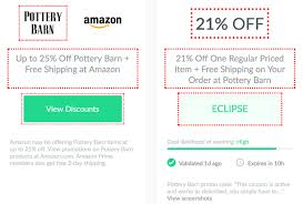 The hottest deals at Pottery Barn thanks to Dealspotr Eighty