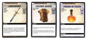 Pathfinder Adventure Card Game Armor Weapon Item Cards