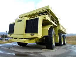 100 Biggest Trucks In The World Files Largest Truck 1973 Terex Titan 3319 Dump