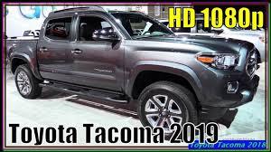 100 Toyota Truck Reviews Tacoma 2019 New 2019 Tacoma Review YouTube